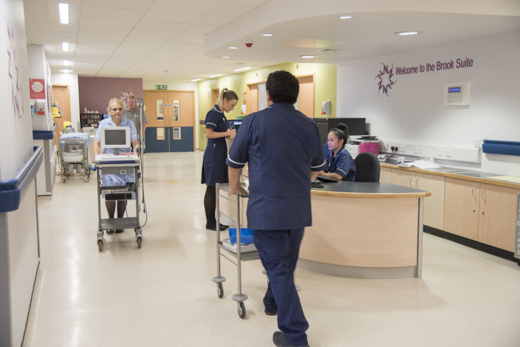 nhs hospitals in brentwood essex